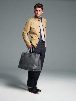 Loewe, un lookbook genial para la Primavera-Verano 2011