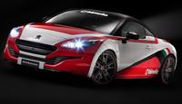 Peugeot RCZ R Bimota: el león más potente