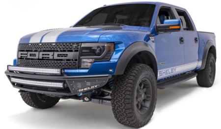"""Shelby American Raptor """"Baja 700"""" Edition, o cómo convertir una bestia en un disparate"""