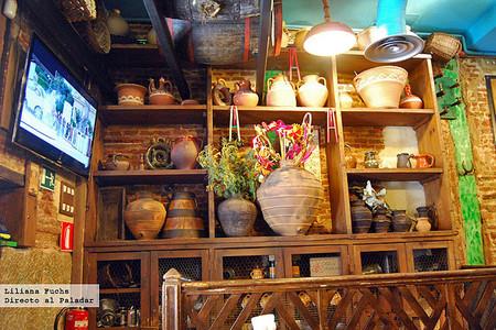 Taberna Maceira. Cocina gallega en el barrio de las Letras madrileño