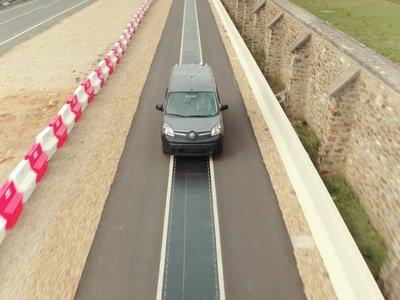 La carga dinámica e inalámbrica comienza ser una opción real de desarrollo para Renault