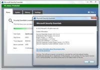 Disponible para su descarga la versión beta de Microsoft Security Essentials 4.0