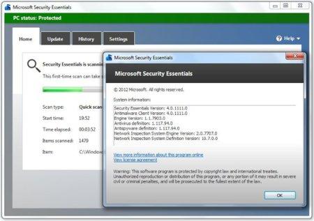 Disponible para su descarga la versión beta de Microsoft Security Essentials 4.0