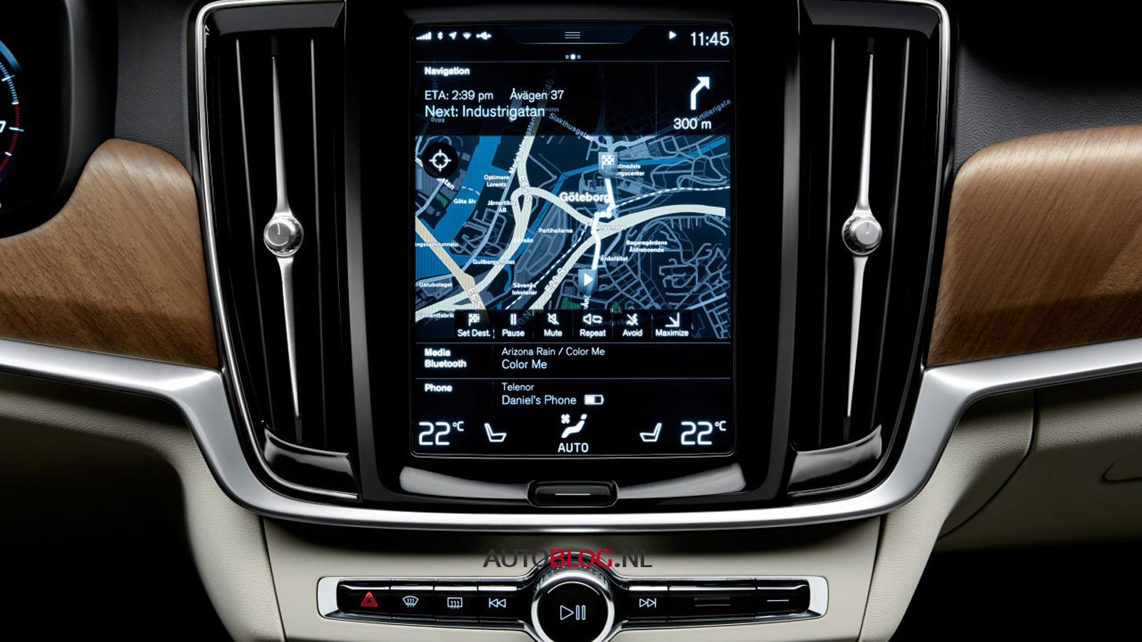 Foto de Volvo S90 (filtraciones) (10/13)