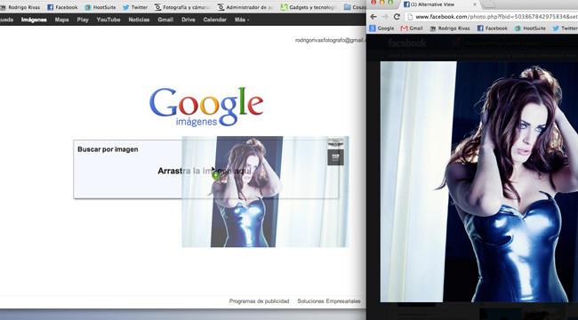 Trucos para encontrar nuestras fotografías en Internet usando Google Images