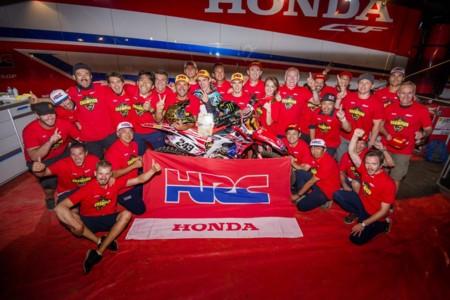 Tim Gajser Honda Mxgp 2016 Champion