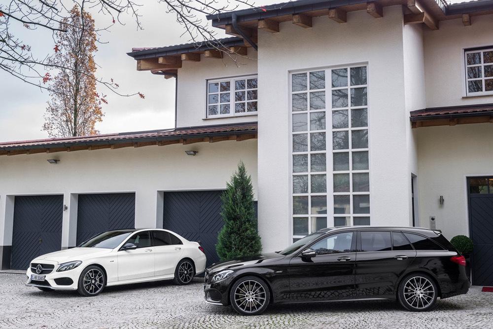Mercedes-Benz C450 AMG 4Matic