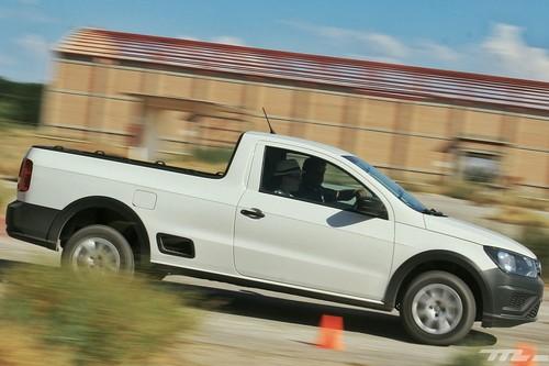 Manejamos el Volkswagen Saveiro 2017 y nos dieron ganas tanto de trabajar como de salir de fin de semana