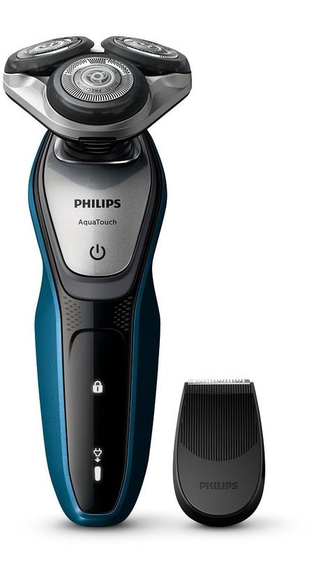 Día del padre 2018: afeitadora Philips AquaTouch S5420/06 por 59,50 euros en Amazon