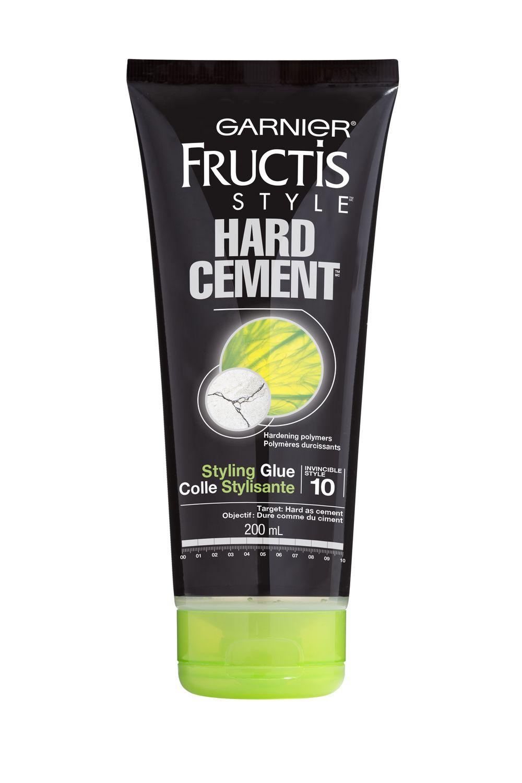 Garnier Fructis Style Gel Hard Cemento