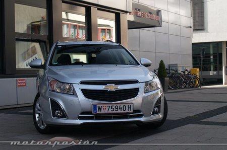 Chevrolet Cruze Station Wagon presentación 03