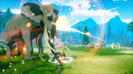 Capturas a lo Pokémon, granjas, la moto de Akira y cazar como en Monster Hunter. Craftopia es el juego más raro que he visto nunca