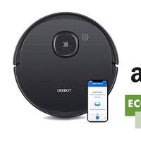 Ofertas del día en robots aspirador Deebot de Ecovas: Amazon tiene hoy dos modelos con hasta 100 euros de descuento