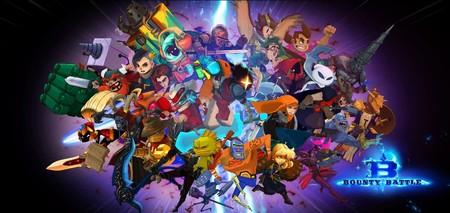 Bounty Battle pondrá a pelear a los personajes más famosos del indie con su lanzamiento a mediados de julio