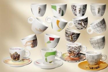 Illy Art Collection, una colección de tazas de autor llena de arte