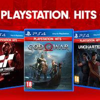 God of War, Uncharted: El Legado Perdido y Gran Turismo Sport se unirán en octubre a la gama PlayStation Hits