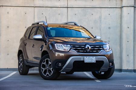 Renault Duster 2021 Prueba De Manejo Opiniones Mexico Fotos 31