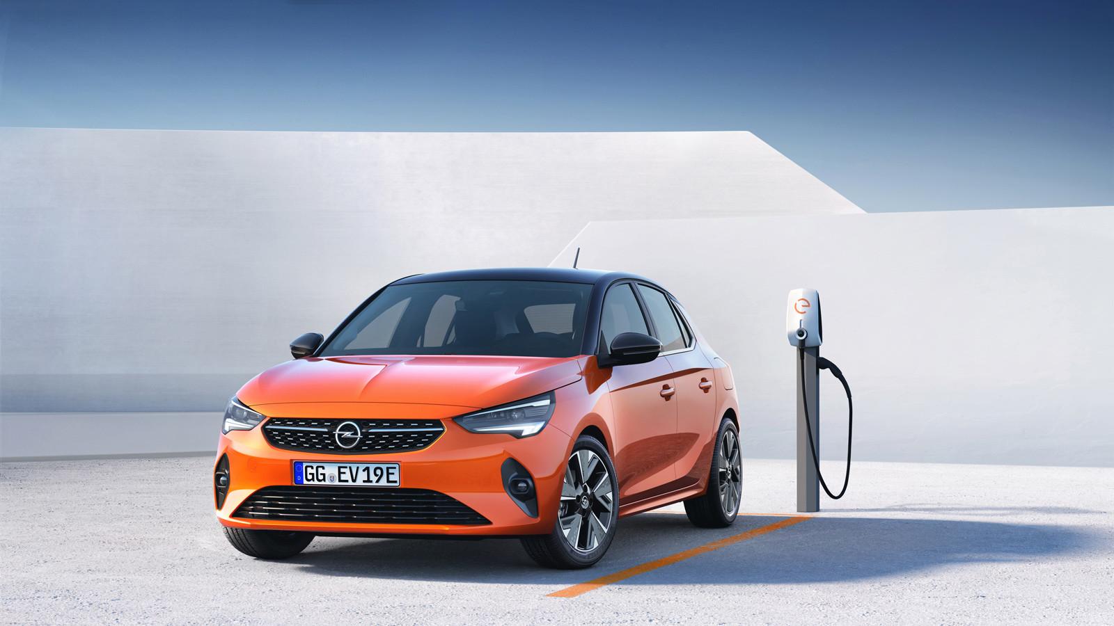 Foto de Opel Corsa 2019 (presentación estática) (39/46)
