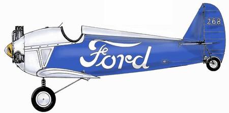Ford Flivver Diseno