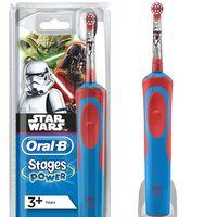Cepillo eléctrico infantil Oral-B Stages Power, edición Star Wars, a su precio más bajo: 13,52 euros