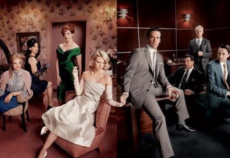 Mad Men, otra serie que inspira estilo y moda