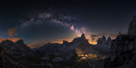 Guardian Of Tre Cime C Carlos F