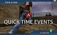 Quick Time Events: a favor
