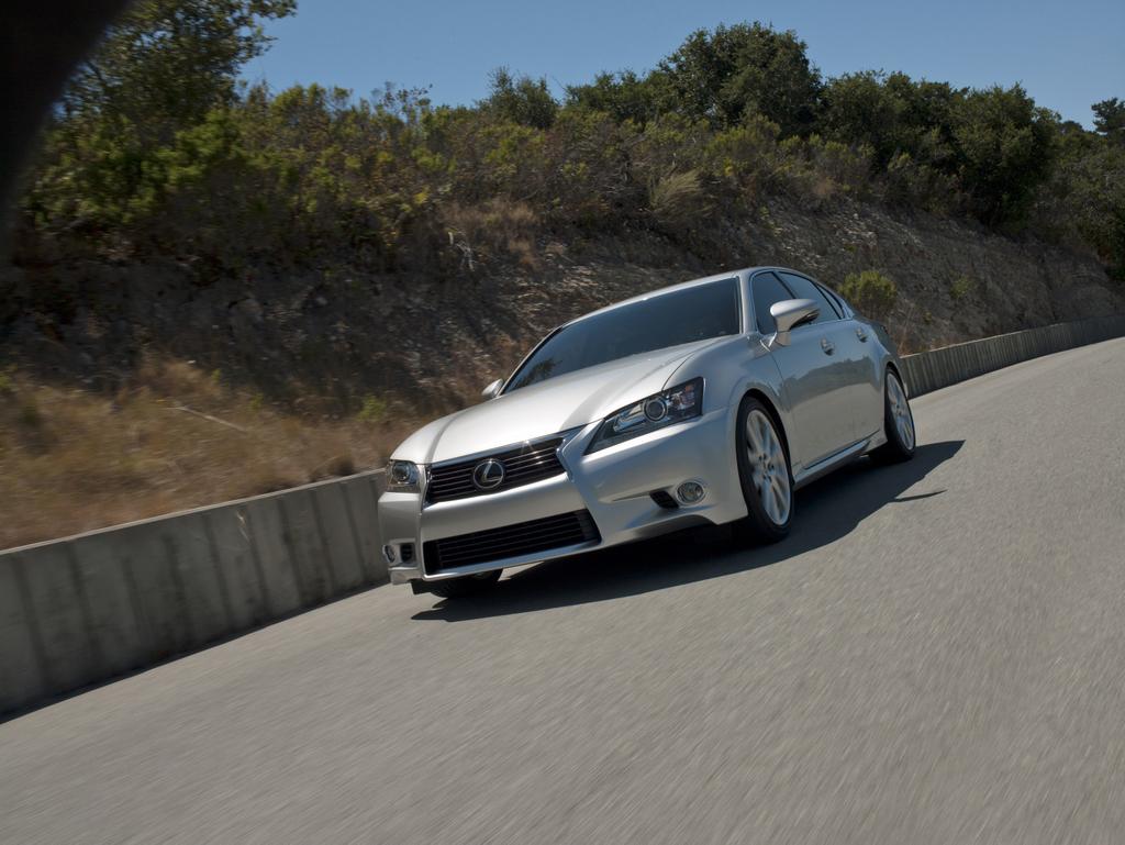 Foto de Lexus GS 2012 (5/21)