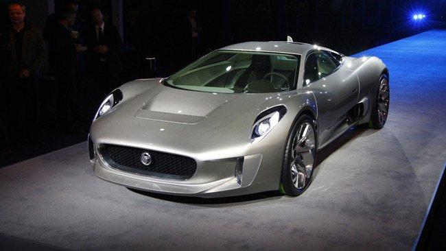 Jaguar c x75 nm de placer el ctrico for Placer motors used cars