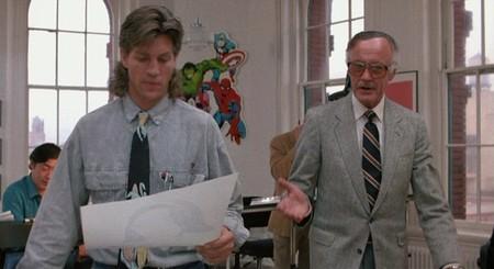 Stan Lee más allá del cameo: 'La ambulancia' es la única película de Marvel que te cuenta cómo se hacen los cómics