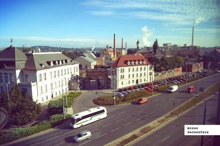 Hotel Angelo en Pilsen, las mejores vistas del mundo