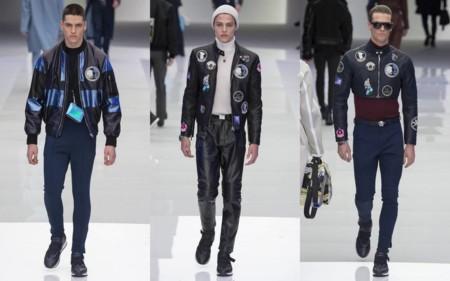 Versace Otono Invierno 2016 Milan 5