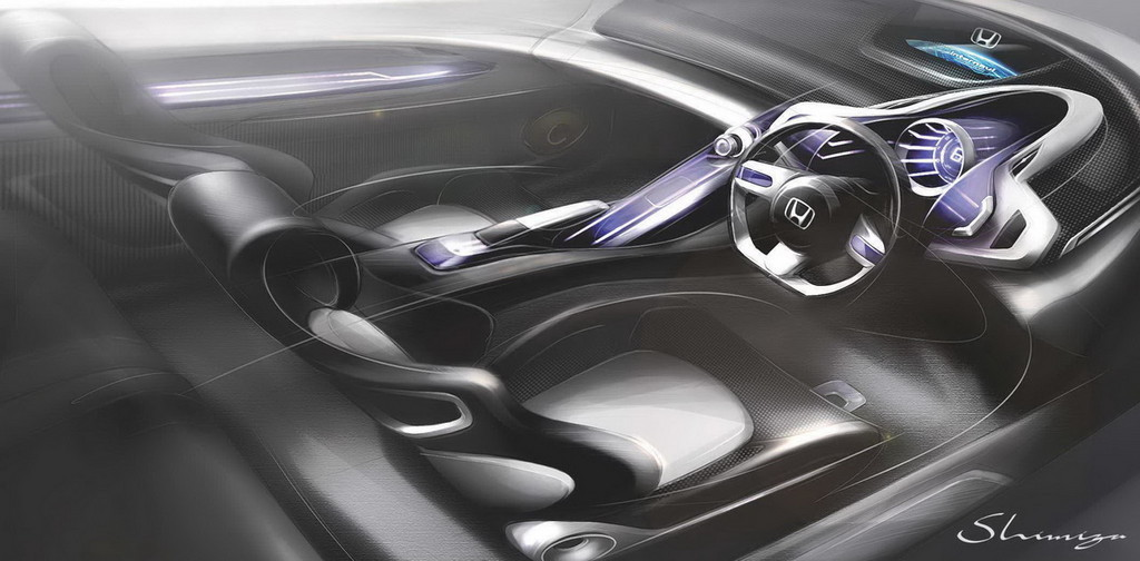 Foto de Honda CR-Z Concept (12/14)