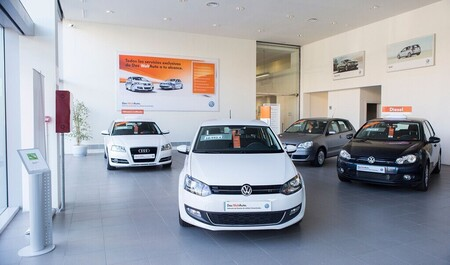 Volkwagen Golf, el segundo coche de ocasión más vendido en enero de 2021