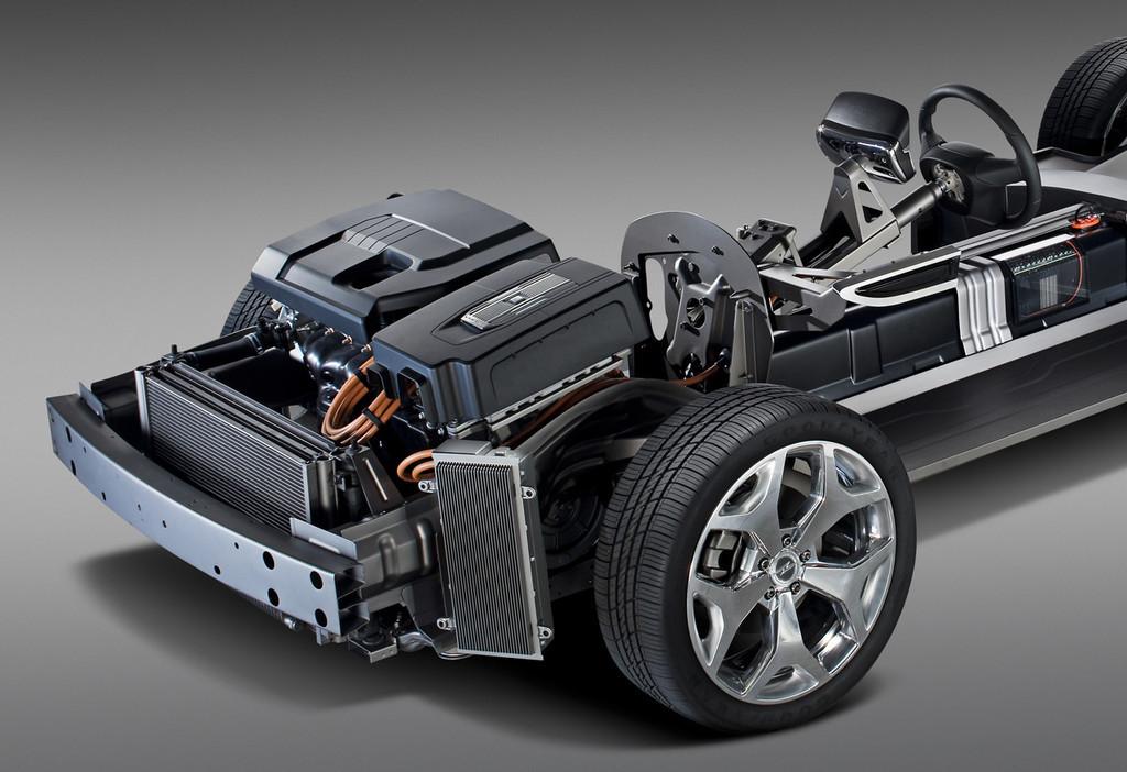 Foto de Opel Ampera (prototipo) (17/20)