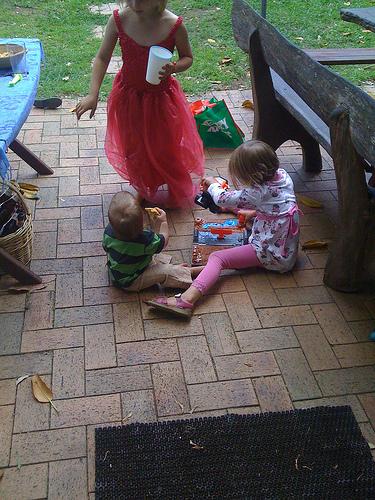Juegos de cumpleaños para niños pequeños