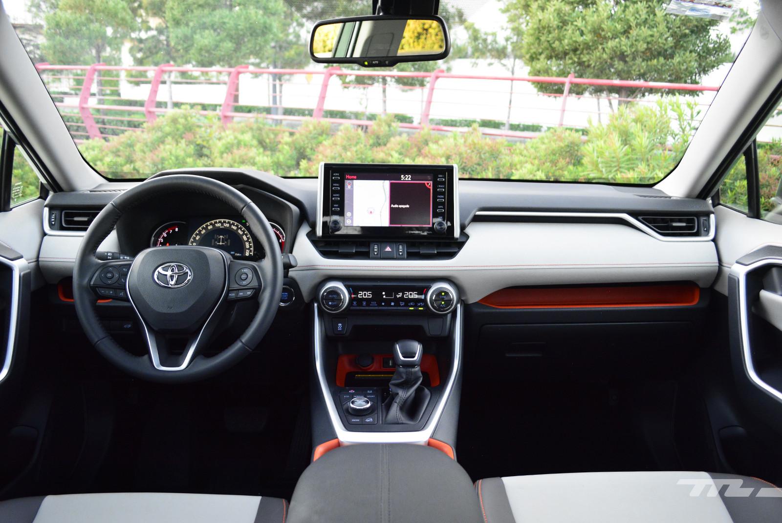Foto de Toyota RAV4 (prueba) (8/23)