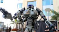 Si estás en Comic-Con no te pierdas este robot gigante