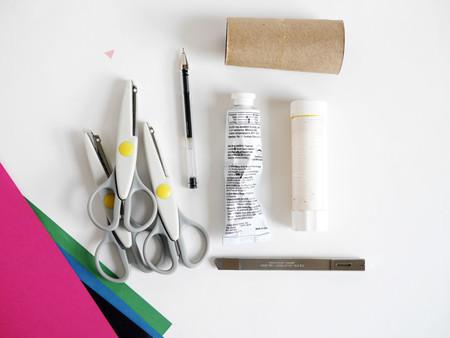 11 manualidades que puedes hacer con los tubos de cartón de los rollos de papel higiénico
