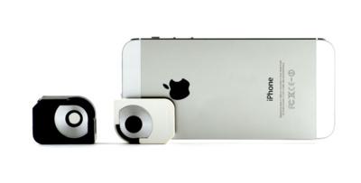 iPhone 5 Trygger, un filtro polarizador para reducir los destellos de la cámara del iPhone 5