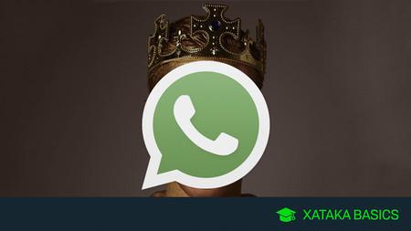Cómo crear un grupo de WhatsApp donde sólo pueden hablar los administradores