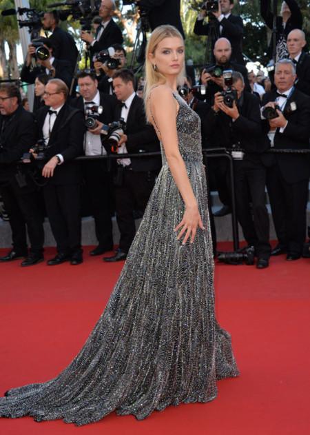 Lily Donaldson Cannes 2015