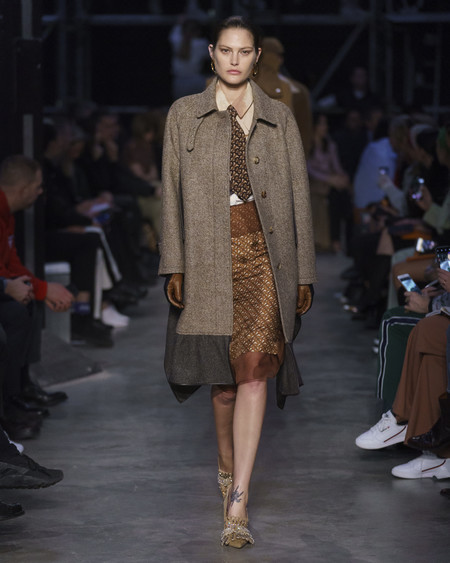 Burberry Autumn Winter 2019 Collection Look 69