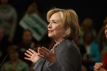 Hillary Clinton In November 2014