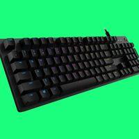 El teclado gaming G512 de Logitech, a mínimo histórico: puedes llevarte a casa este excelente modelo mecánico, con RGB y apartado numérico por poco más de 75 euros