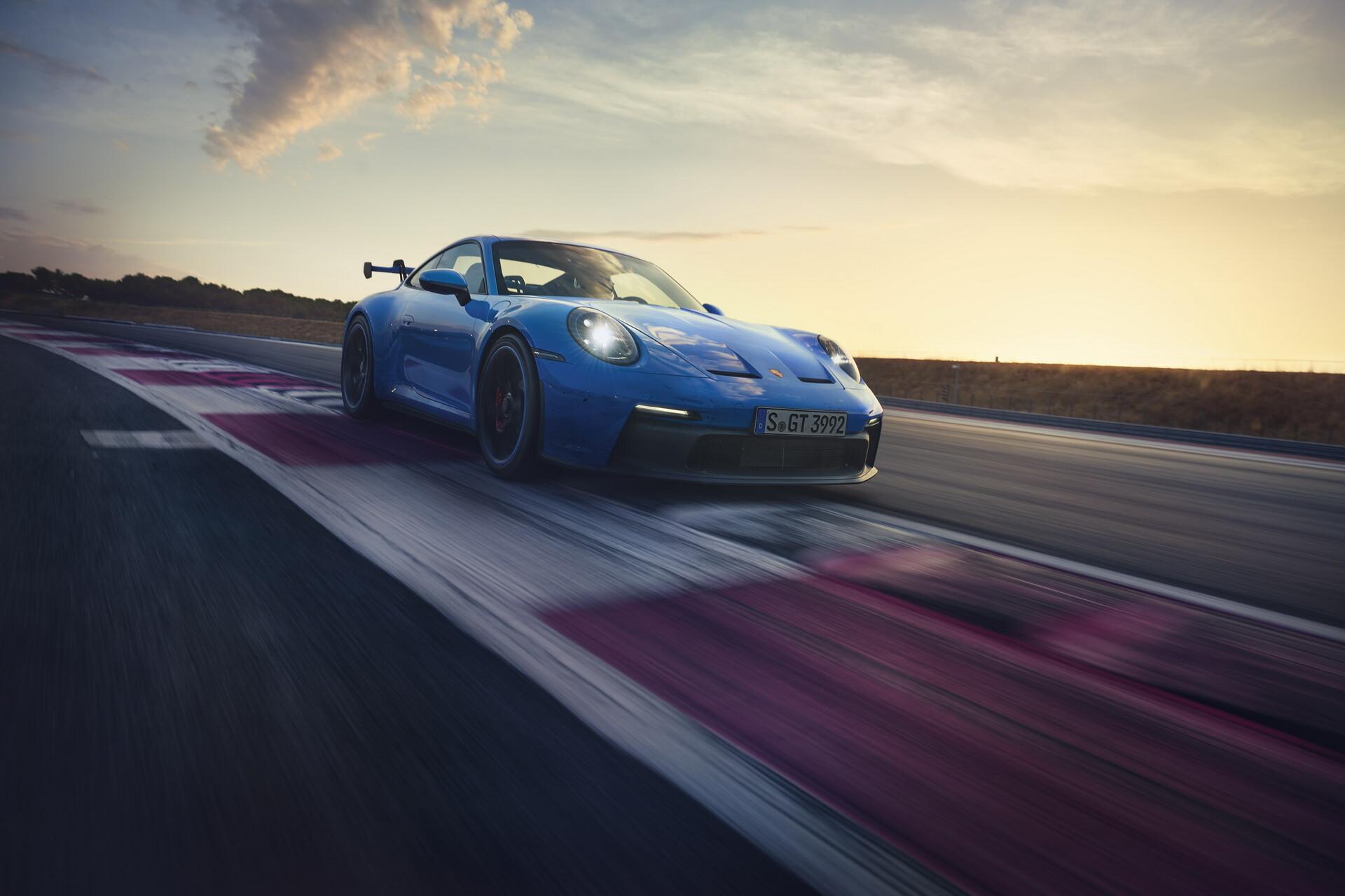 Foto de Porsche 911 GT3 (7/25)