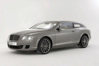 Bentley Continental Flying Star