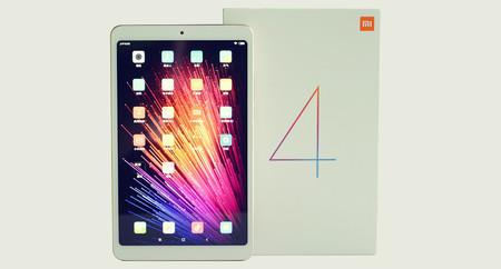 Tablet Xiaomi Mi Pad 4 WiFi, con 32GB de almacenamiento, por sólo 169 euros y envío gratis