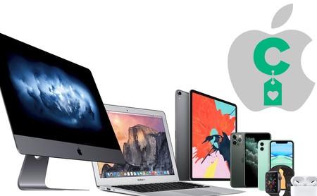 Las mejores ofertas en dispositivos Apple de la semana: iPhone, iPad, AirPods o Apple Watch a precios rebajados