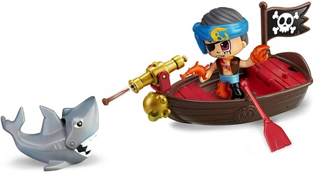 bote pirata